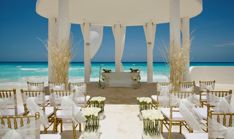 Cancun Resort Wedding