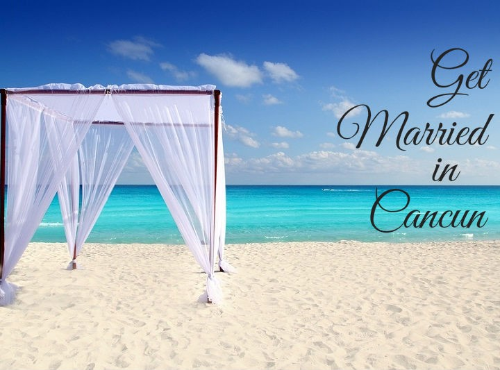 Get Married in Cancun
