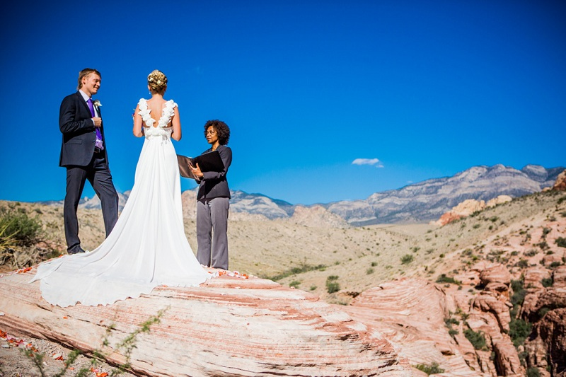 Destination Wedding in Las Vegas