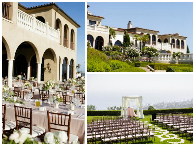 Laguna Beach Wedding Ceremony & Reception