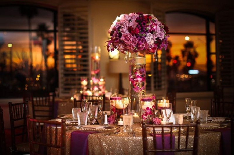 Reception Table Setting 4