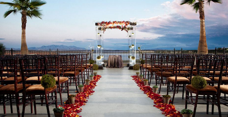 Ever after blog a wedding blog top 5 waterfront wedding venues lake las vegas wedding junglespirit Image collections
