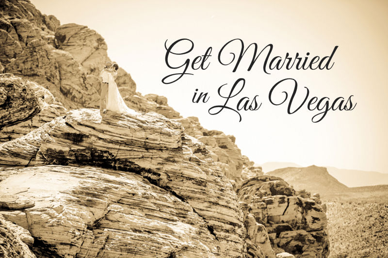 Get Married in Las Vegas!