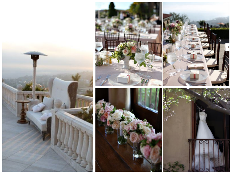 Ever After Blog: A Wedding Blog- Beachfront Mansion Wedding in Southern California