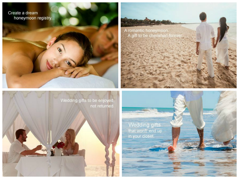 Everafter.com Honeymoon Registry