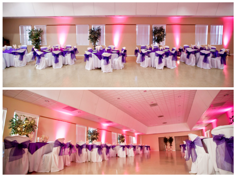 Banquet Hall in San Fernando Valley