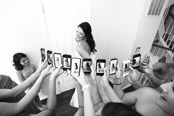 Social Media Etiquette For Your Big Day