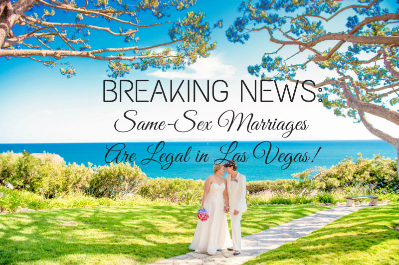 Is same sex marriage legal in nevada Nude Photos 32