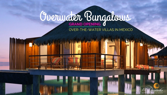 The Ultimate Honeymoon: Overwater Bungalows in Mexico
