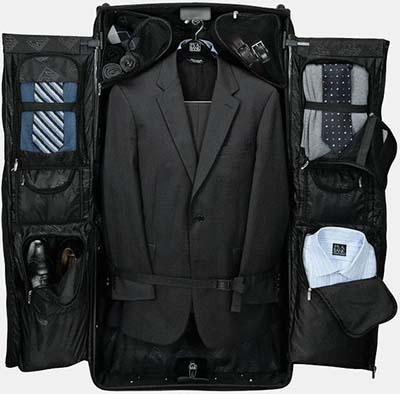 Garment Bag for Tuxedo