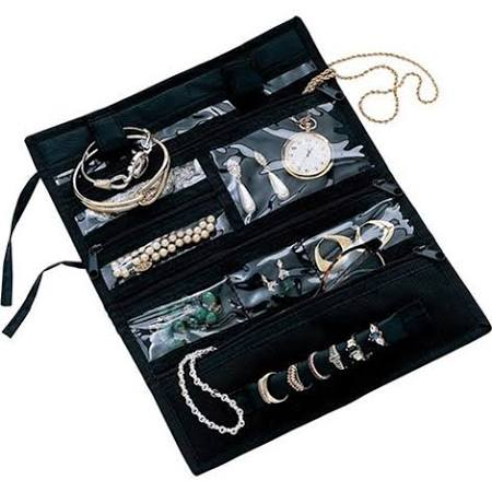 Jewelry Storage Case for Luggage