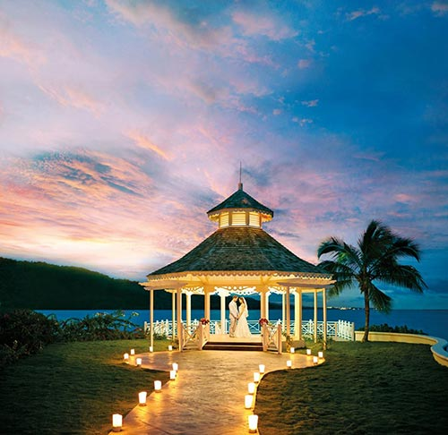 Jamaica Weddings | Destination Weddings | Gaezbo Wedding