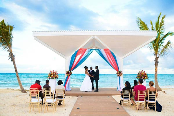 Jamaica Weddings | Destination Weddings | Modern Beach Wedding