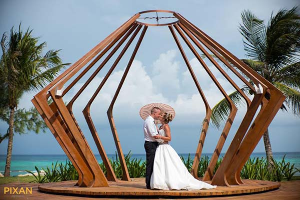 Non Beach Destination Wedding | Caribbean Weddings | Unique and Offbeat Wedding Location