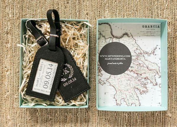 Destination Wedding Guide | Save the Date and Wedding Invitations