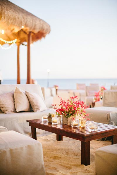 Welcome Party | Destination Wedding Weekend Ideas for Guests