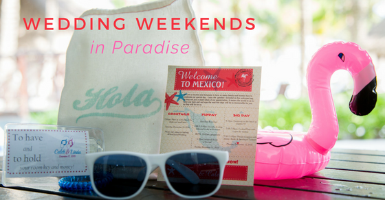 Wedding Weekends and Guest Activities for Your Destination Wedding