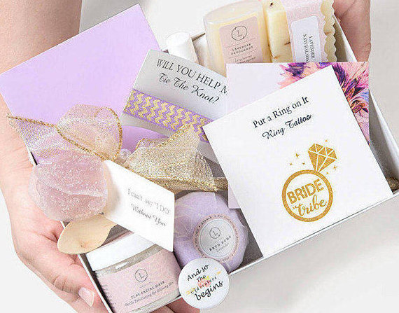 Bridesmaid Gift Ideas | Spa Gift Set