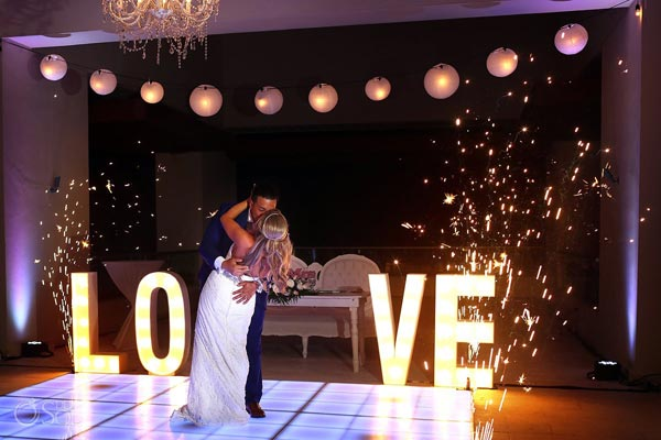 Celebrity Wedding Photos and Ideas:Wedding Entertainment