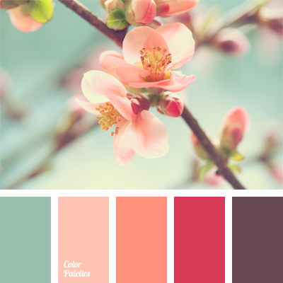 Coral Wedding Colors | Coral Wedding Ideas | Pantone Color of the Year | Peach Weddings